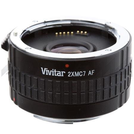 Vivitar Series ElementTele Converter Canon EOS Autofocus Mount 200 - 49