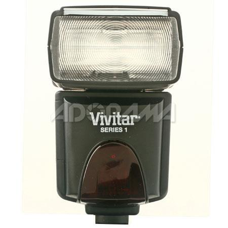 Vivitar DF Digital TTL Shoe Mount Power Zoom Swivel Bounce Auto Focus Flash Olympus TTL Guide Number 63 - 679