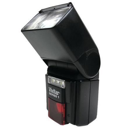Vivitar DSLR Flash and LED Video Light Nikon 283 - 168