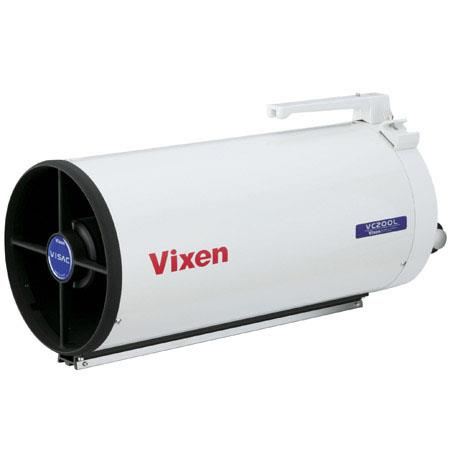 Vixen Optics VCL Reflector Telescope Dual Speed Focuser Aperture Focal Length f Focal Ratio 94 - 538