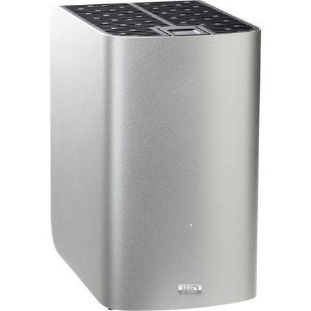 WD My Book Thunderbolt Duo TB External Hard Drive MBps Gbps Data Transfer Rate 117 - 337