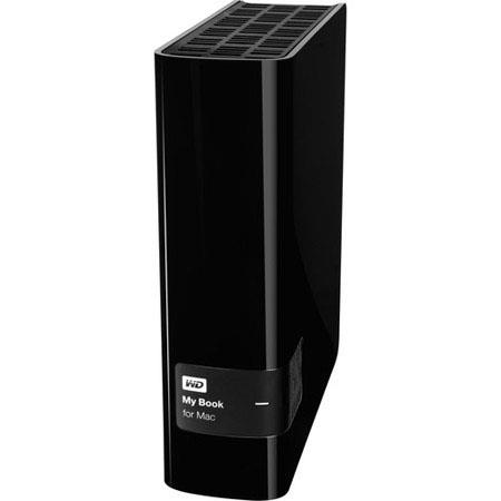 WD My Book TB External Desktop Hard Drive Mac USB and USB Interface GbpsUSB Data Transfer Rate 119 - 364