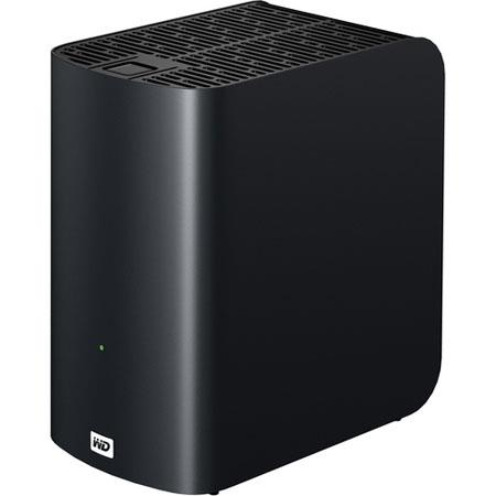 WD TB My Book Live Duo Hard Drive MHz Processor Mbs Gigabit Ethernet and USB Ports 108 - 737