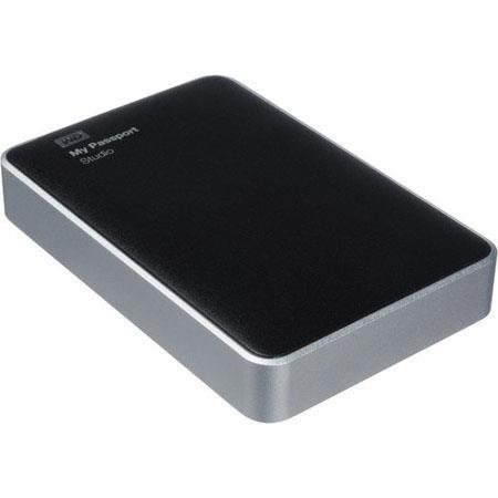 WD My Passport Studio TB External Hard Drive FireWire USB  63 - 709