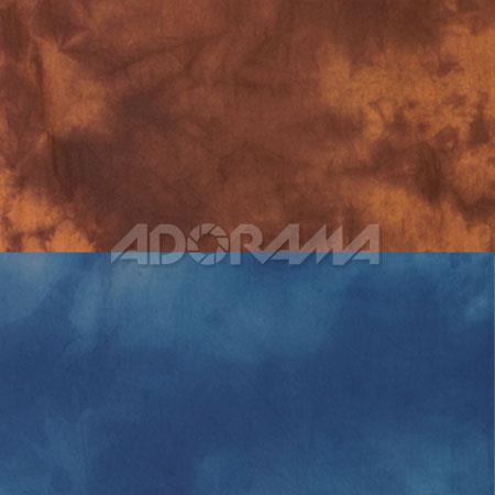WestcottTwo Sided Collapsible Background Rich MochaHeavenly Blue 267 - 221