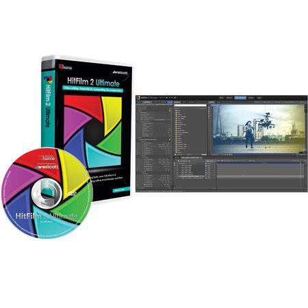 Westcott HitFilm Ultimate Video Editing Software Windows 85 - 638
