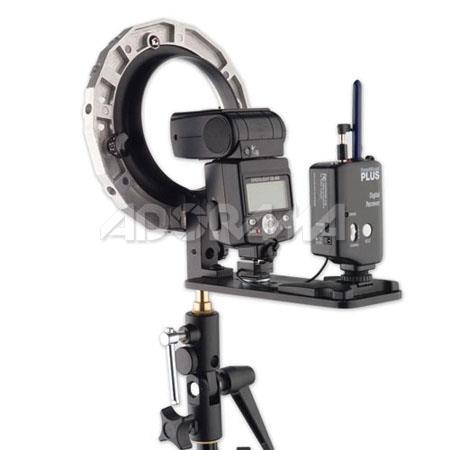 Westcott Magic Slipper Mounting Plate Adapter a Shoe Mount Flash SoftboBruce Dorn 192 - 619