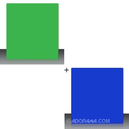 Westcott Photo Basics DualBackground Kit One Screen One Blue Screen Cotton Muslin Background 304 - 50
