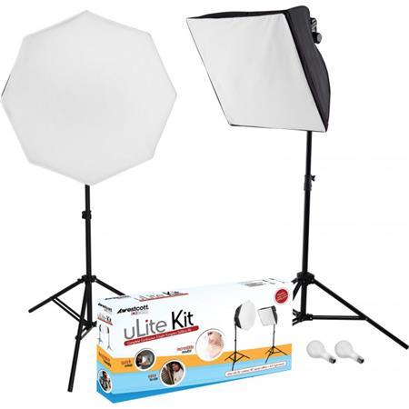 Westcott Photo Basics uLite Two Light Kit 114 - 415