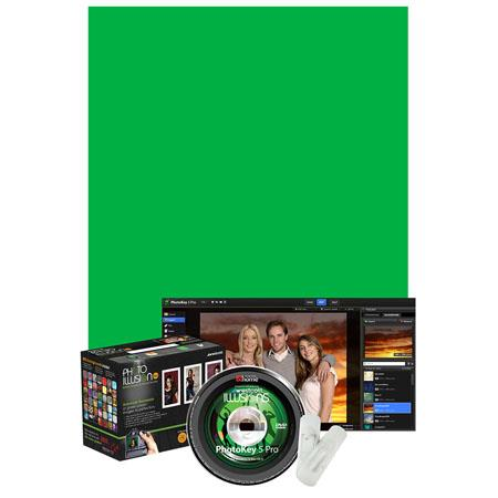 Westcott Illusions Photo Screen Software Pro BundleX Drop Screen Mac Windows 384 - 32
