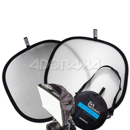 Westcott Rick Sammon On Location Lighting Kit and Tote Outdoor Lighting Control Package 97 - 563