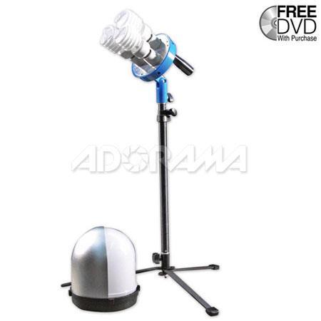 Westcott Spiderlite TD Backlight Kit Spiderlite Fluorescent Lamps Stand 100 - 401