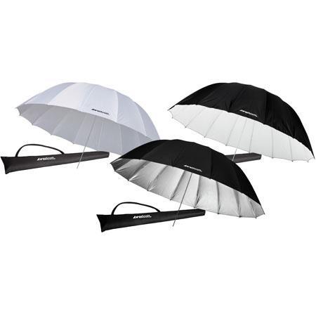 Westcott Parabolic Umbrella Pack Bundle 85 - 427