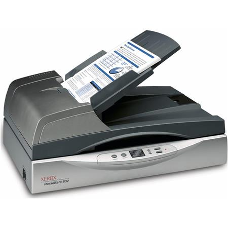 XeroDocuMate Departmental DupleFlatbed Scanner ppm Simpleipm DupledpiScan Area Sheets ADF Capacity U 111 - 439