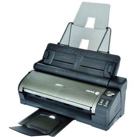 XeroDocuMateMobile DupleColor Sheetfed Scanner Only Visioneer OneTouch Technology dpi USB  143 - 180