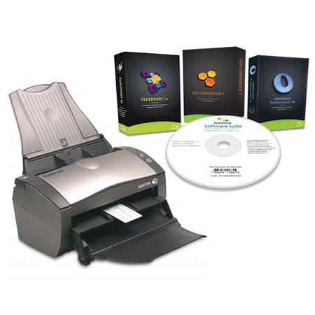 XeroDocuMateDocument Scanner Kit Nuance Software Bundle 109 - 24