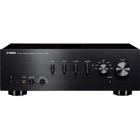 Yamaha A S Integrated Amplifier Receiver WPower Output Built In iPod Dock Port  94 - 100