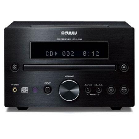 Yamaha CRX CD Receiver iPod iPhone Dock AMFM Tuner Presets  143 - 180