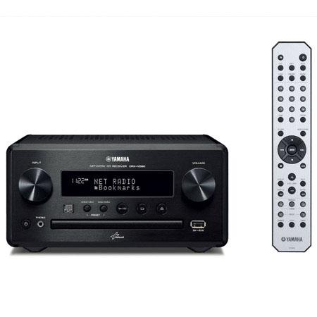 Yamaha CRX N Network CD Receiver W MaOutput Power Channels Hz kHz Frequency Response Wi Fi and Bluet 147 - 589