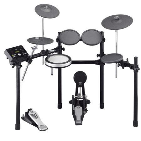 Yamaha DTXK Electronic Drum Set Kit Includes DTP Cymbal Drum Pad Set Rack Set Drum Module 70 - 781