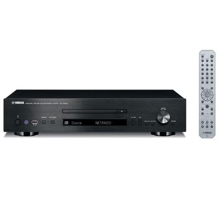 Yamaha CD N CD Player Network Audio Player dB Dynamic Range dB Signal to Noise Ratio  128 - 26