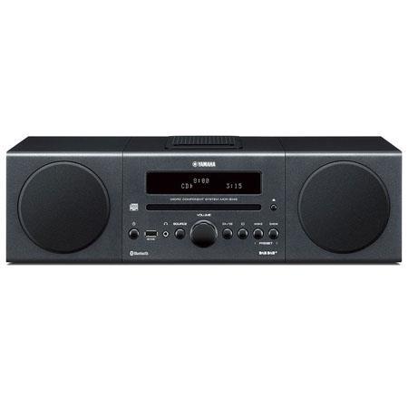 Yamaha MCR B Bookshelf Micro Component System Bluetooth Ver EDR ADP AVRCP Dark 78 - 299