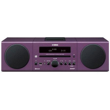 Yamaha MCR B Bookshelf Micro Component System Bluetooth Ver EDR ADP AVRCP  138 - 588