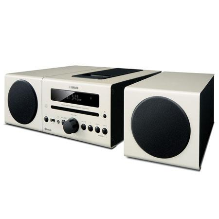 Yamaha MCR B Bookshelf Micro Component System Bluetooth Ver EDR ADP AVRCP  30 - 581