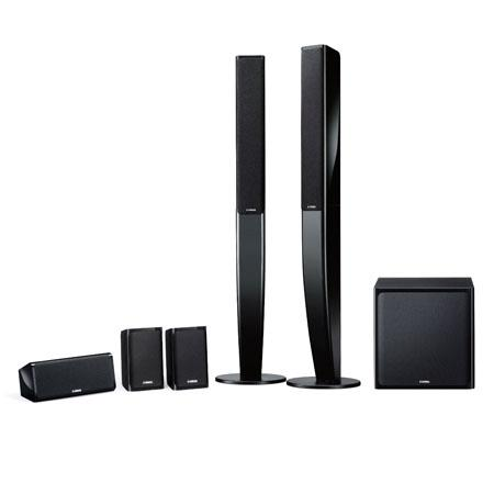Yamaha NS PA CH Speaker Package Hz kHz Frequency Response ohms Impedance W MaInput Power  184 - 299