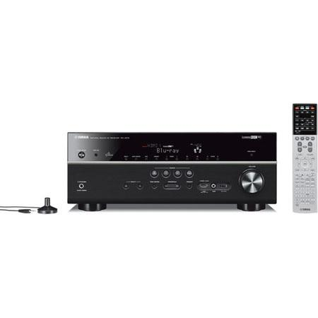Yamaha RX VBL Channel Network AV Receiver W Center Output Power W Front Dynamic Power 77 - 742