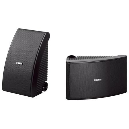 Yamaha NS AW IndoorOutdoor Speakers Weatherproof Design Angled Construction way Binding Post Connect 208 - 35