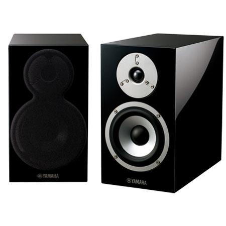 Yamaha NS BPPN Mirror Finish Bookshelf Speakers VCCS 54 - 779
