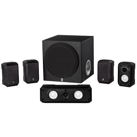 Yamaha NS SPBL Channel Entry Class Surround Speaker Package way Acoustic Suspension Advanced YST  181 - 243