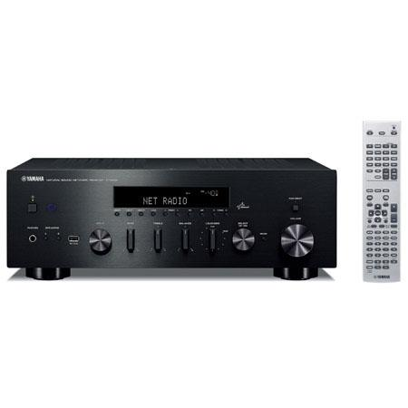 Yamaha R N Stereo Network Receiver W RMS Output Power dB Signal to Noise Ratio USBSubwoofer Out AirP 185 - 460