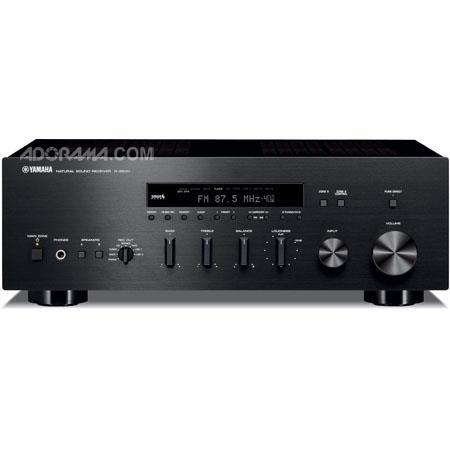 Yamaha R SBL WHigh Power Output AV Receiver AMFM Station Presets 184 - 299