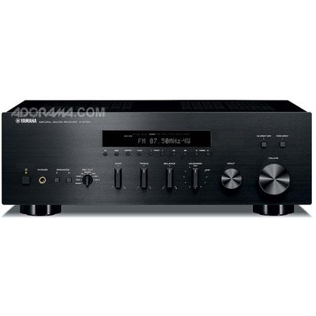 Yamaha R SBL WHigh Power Output AV Receiver AMFM Station Presets 75 - 648