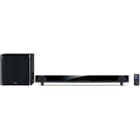 Yamaha YAS Sound Bar Wireless Active Subwoofer System Hz kHz Frequency Response W Total Output Power 74 - 486