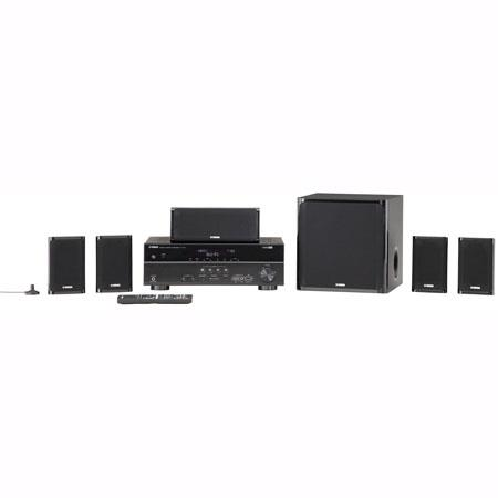 Yamaha YHT Channel Home Theater System W per Channel D Technology 152 - 364