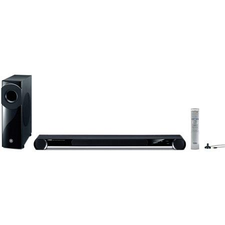 Yamaha YSP Digital Sound Projector Wireless Active Subwoofer Output Channel W Total Output Power HDM 72 - 418