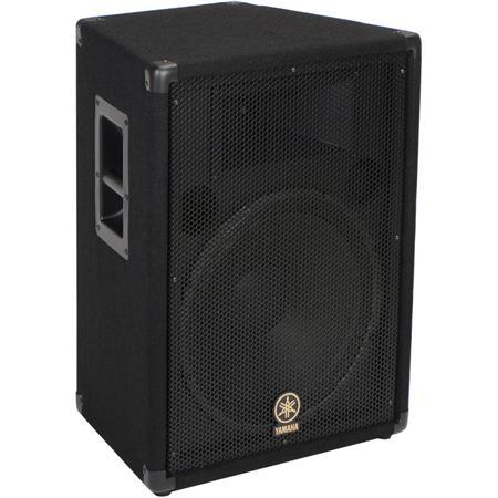 Yamaha BR Way Watt Passive PA Speaker VC Titanium Tweeter 37 - 199