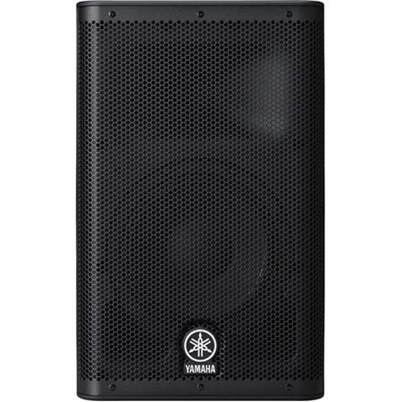Yamaha DXR W Way Active Loudspeaker Compression Tweeter Hz kHz dB Frequency Range 77 - 314
