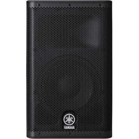 Yamaha DXR W Way Active Loudspeaker Compression Tweeter Hz kHz dB Frequency Range 93 - 85