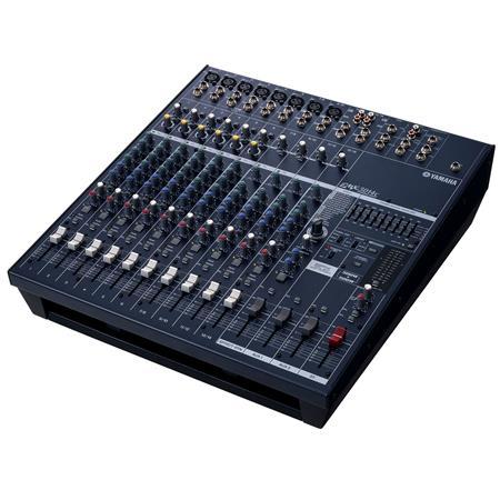 Yamaha EMXC Powered Sound Reinforcement Audio Mixer Dual W Amplifier 110 - 601