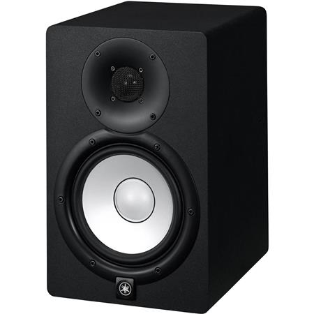 Yamaha HS Powered Studio Monitor W Total Output Cone Woofer Dome Tweeter 108 - 737