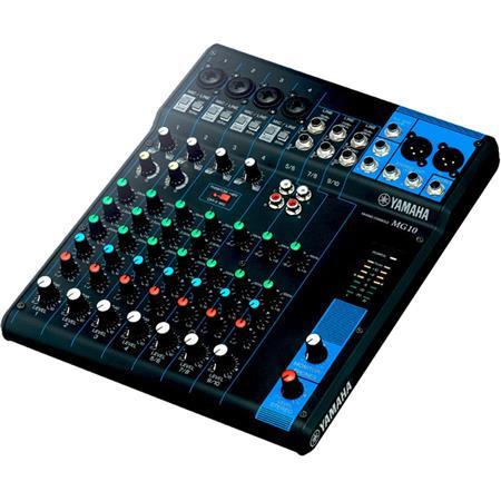 Yamaha MG Input Stereo Mixer Hz kHz Frequency ResponseMicLine Combo InputsLine Inputs V Phantom Powe 110 - 130