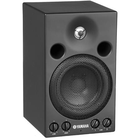 Yamaha MSP Powered Monitor Speaker Single Hz kHz Frequency Response W Output Power kHz Crossover 282 - 29