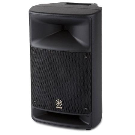Yamaha W Way Powered Loudspeaker Hz to kHz Frequency Response 66 - 423
