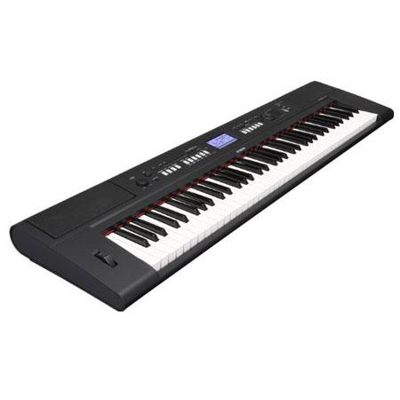 Yamaha Piaggero NP V Keys Lightweight Digital Piano Preset Voices 56 - 147