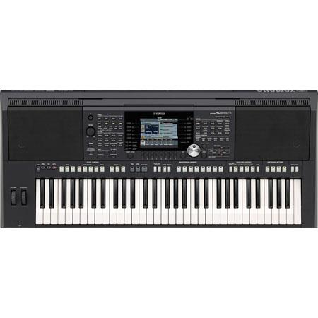 Yamaha PSR Series PSR S Key Digital Workstation 137 - 163