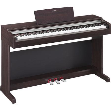 Yamaha YDP Arius Home Digital Piano Bench Keys Pedals Rosewood 66 - 211